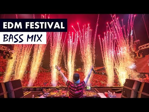 EDM Festival Mix - Electro House Bass Party Mix 2018