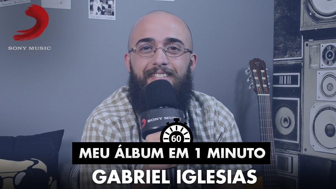 Meu Álbum Em 1 Minuto - Gabriel Iglesias - Pedra Em Carne