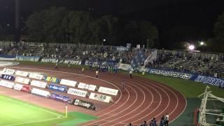 2015年7月19日 J3第21節 FC町田ゼルビア 対 JリーグU-22選抜 試合終了!
