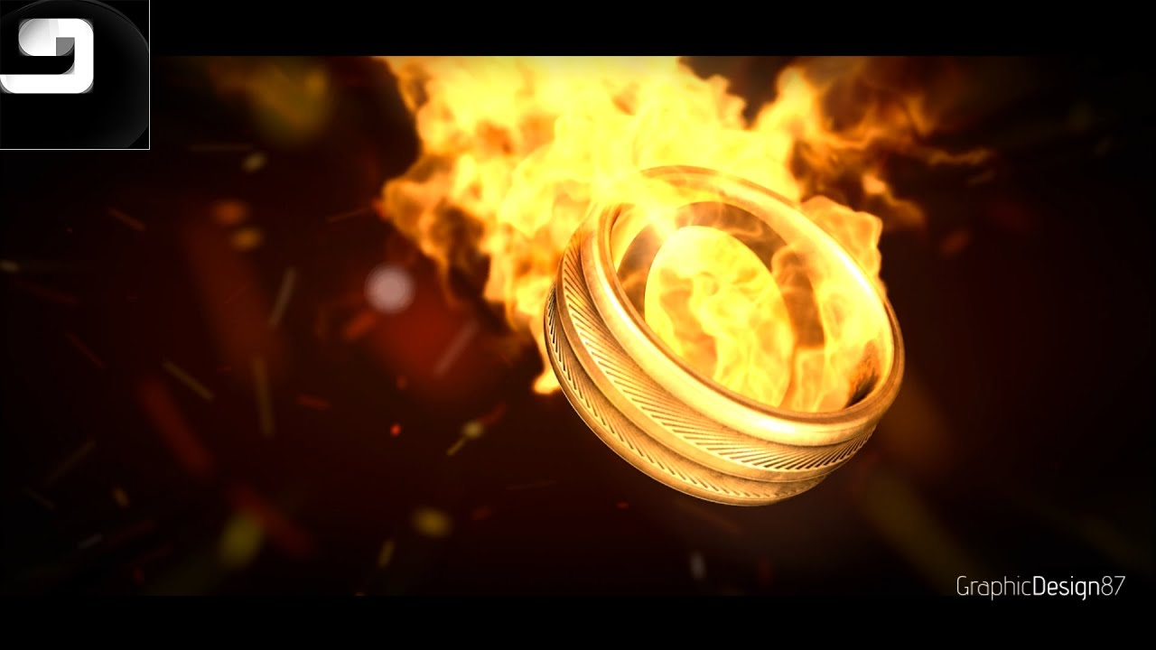 gold ring fire turbulence fd experiment youtube