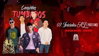 07. Natanael Cano - Iniciales AL [Official Audio]