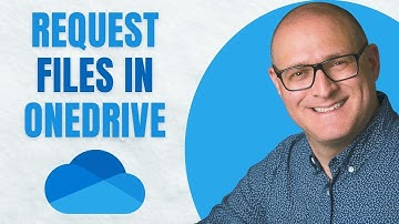How to request files via OneDrive