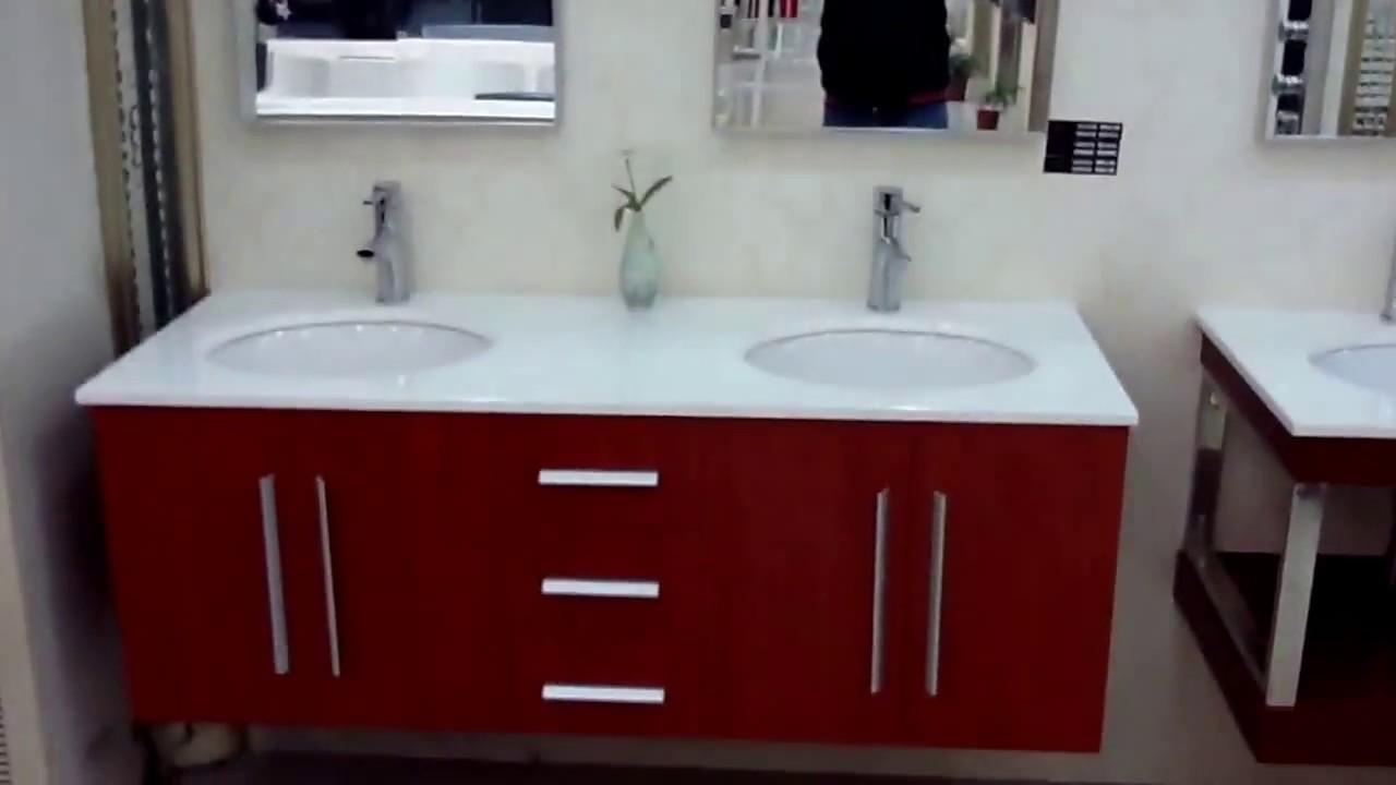 Foshan sanitary ware factory visit - YouTube