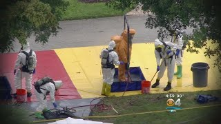 Search Warrant At Suspected Marijuana Grow House Turns Into Hazmat Situation In Fort Lauderdale