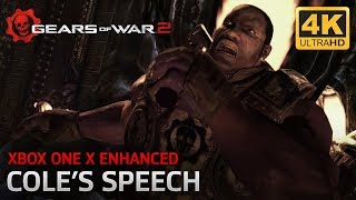 Gears of War 2 - Xbox One X Enhanced - Cole