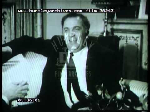 Interview with Frederico Fellini, 1960's - Film 38243