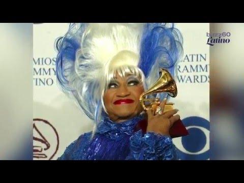 Celia Cruz recibirá Lifetime Achievement Award Grammy's 2016