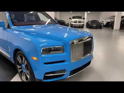 2020 Rolls Royce Cullinan BESPOKE   Walkaround in 4k720p