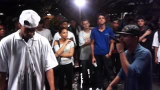 Batalha da CONC DOM x DOG 08/01/2013