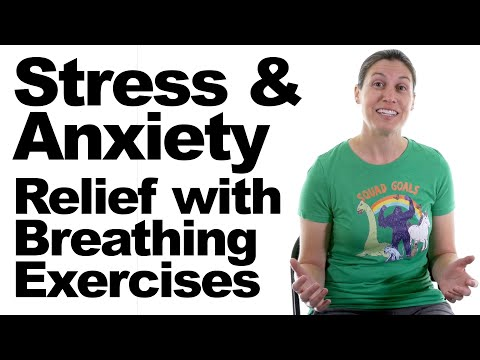 Relieve Stress & Anxiety with Simple Breathing Techniques
