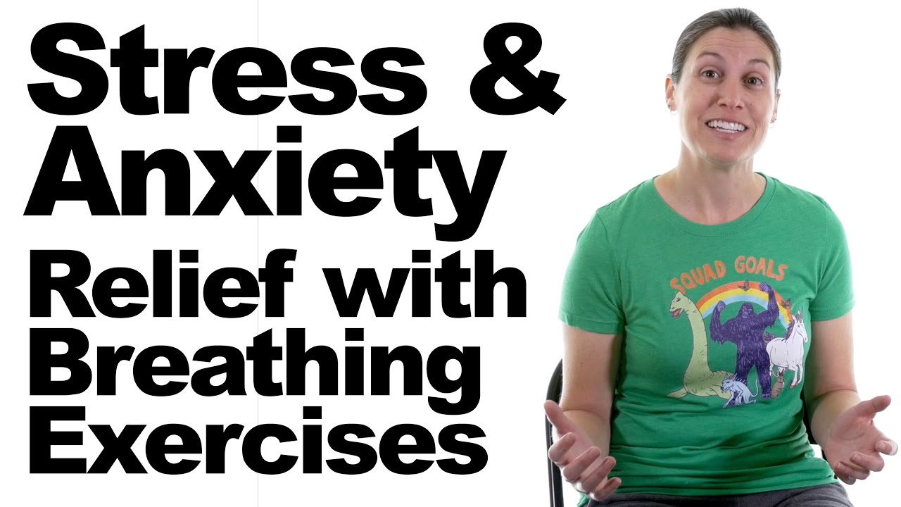 Download Relieve Stress & Anxiety with Simple Breathing Techniques