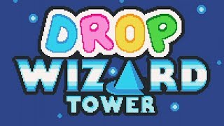 Drop Wizard Tower - Nitrome Walkthrough