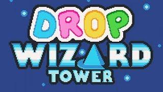 Drop Wizard Tower - Nitrome Walkthrough