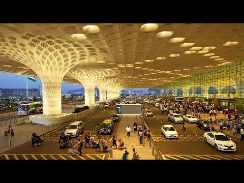 mumbai airport Chhatrapati Shivaji Maharaj International Airport Landing at Mumbai Airport