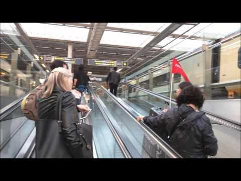 Londres/Paris/Londres de Eurostar