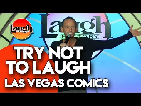 Try Not To Laugh |  Las Vegas Comics | Laugh Factory Stand Up Comedy