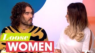 Russell Brand Gives Katie Price Advice For Dealing With Her Husband's Addiction | Loose Women