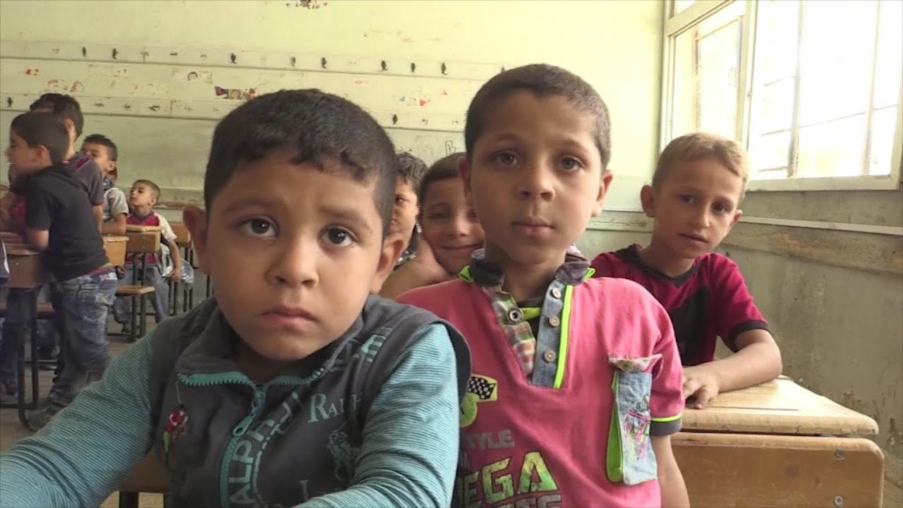 The Week in Review -- Palestinian Schools, Ebola, World Humanitarian Day (17 August 2018)