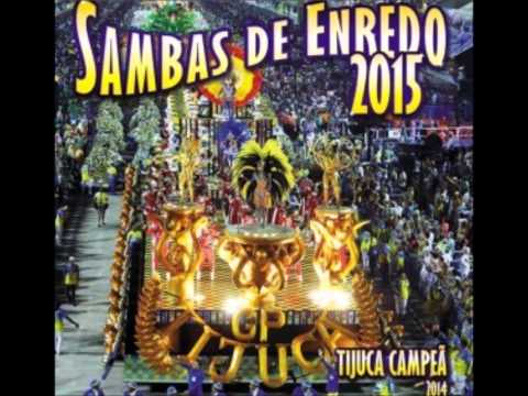 08 - Samba-Enredo Estação Primeira de Mangueira - Carnaval 2015