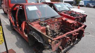 Geng Elango Magna tumpas, polis temui semula 11 kenderaan curi