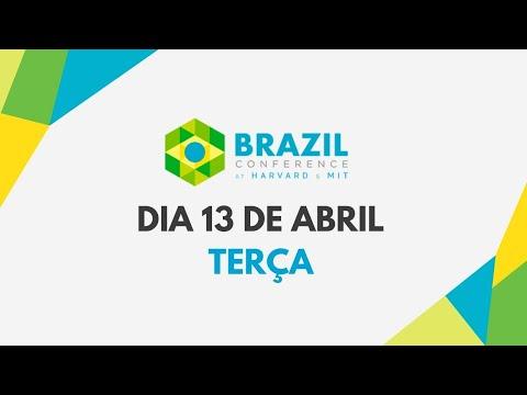 Brazil Conference at Harvard & MIT (dia 13 de Abril) [PARTE 1]