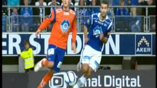 Pathé Diouf derniers matchs en Norvège.wmv