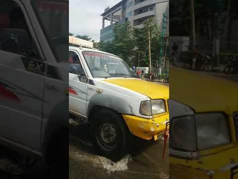 Bangalore floods @ ECo Space Bangalore