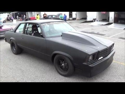 1979 Chevy Malibu G Body Race Youtube
