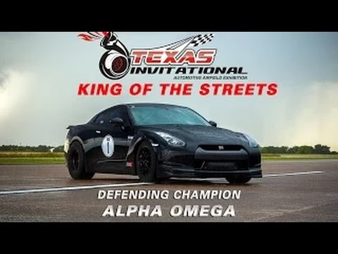 ALPHA OMEGA: Defending Texas Invitational KOTS Champion!