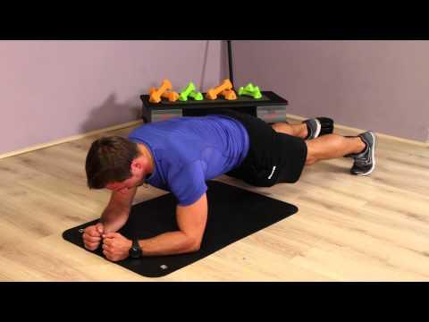 Comment se muscler et mincir avec le gainage