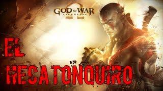 vuclip God of War Ascension  Español -  Walkthrough # 4  El Hecatonquiro