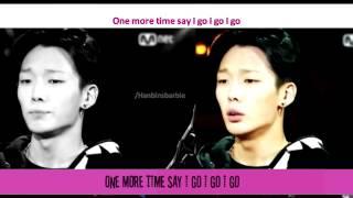 Bobby (바비) - Go [Eng Sub + Romanization + Hangul]