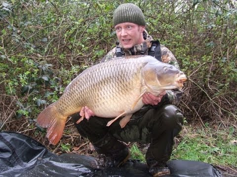 Carp Fishing Tips And Tactics By CP..part Two.. With Jamie Smith