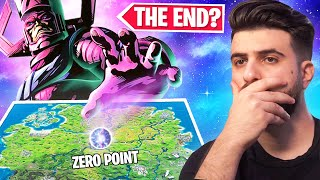 Is Season 4 The LAST Season of Chapter 2? (NEW FORTNITE TEASERS EXPLAINED!)