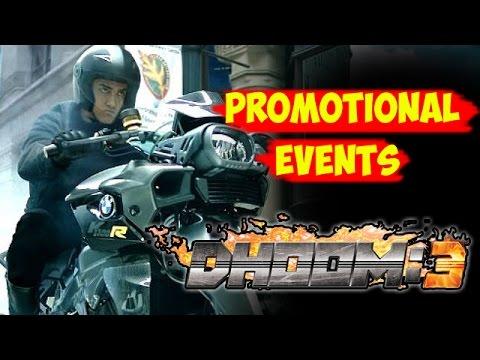 Download Dhoom 3 Movie FULL PROMOTIONAL Events   Aamir Khan, Katrina Kaif