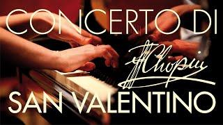 Concerto di San Valentino - Suoni d'inverno 2020/2021- B. Gambarotta narratore, G. Costa pianoforte