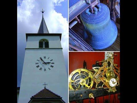 Cloches - Sâles (CH-FR) église Saint-Etienne