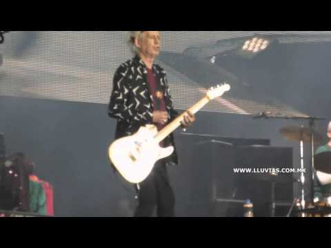 The Rolling Stones - Intro y Start Me Up (Foro Sol 14 - Marzo - 2016)