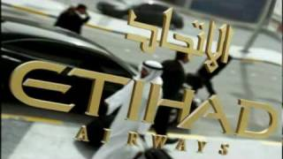 """Etihad Airways Newest Commercial """"How Does It Feel To Fly The Best"""""""