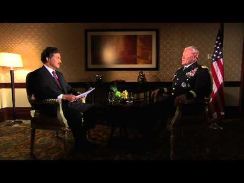 SkyNews Arabiya Interview with General Martin E.Dempsey (in English)