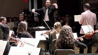W.A. Mozart: Clarinet Concerto (mvt. I), K. 622