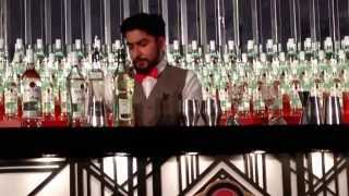 Global finals of Bacardi Legacy 2014 - Manmohan Singh - New Dehli, India