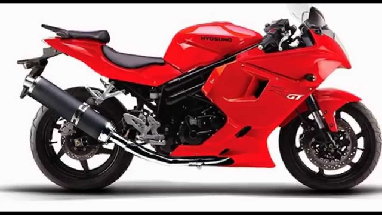 2015 Hyosung GT650R Review