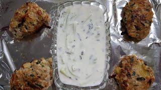 Turkse Gehakt met Yoghurt Muntsaus Recept