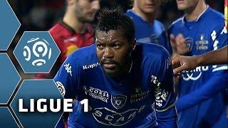 EA Guingamp - SC Bastia (1-0)  - Résumé - (EAG - SCB) / 2014-15