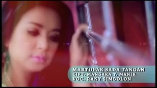 Gambar cover Rany Simbolon - Martopak Sada Tangan (Official Music Video)