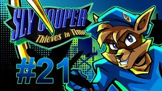 Sly Cooper: Thieves in Time Walkthrough / Gameplay w/ SSoHPKC Part 21 - Bombs Away