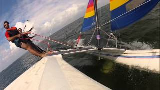 catamaran extreme sailing hd