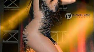 رقص القمر هيفاء وهبي علي أغنية لبوسى بفستان مثير للجدل