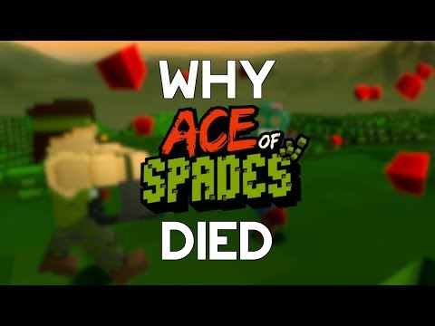"""Why Jagex's Ace Of Spades Died : The Original """"Minecraft With Guns"""""""